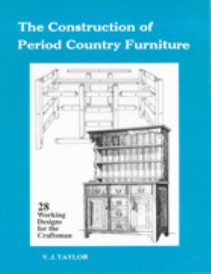 The Construction of Period Country Furniture