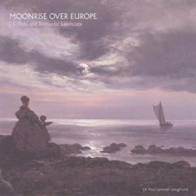 Moonrise over Europe JC Dahl And Romantic Landscape