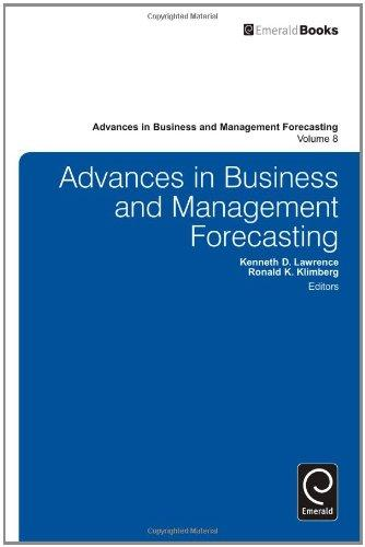 Advances in Business & Management Forecasting (Advances in Business and Management Forecasting)