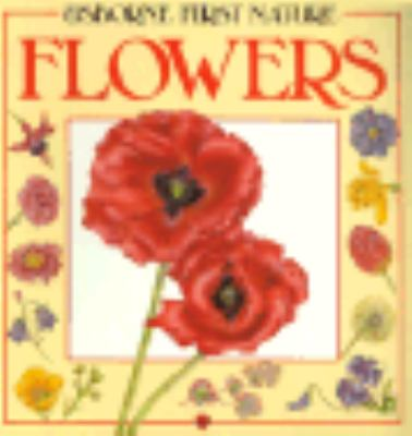 Usborne First Nature Flowers