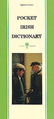 Pocket Irish Dictionary (Irish guides)