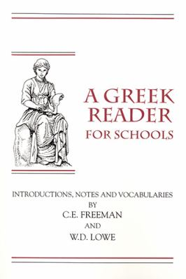 Greek Reader for Schools