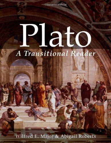 Plato:  A Transitional Reader (Ancient Greek Transitional Reader Series) (Ancient Greek Edition)