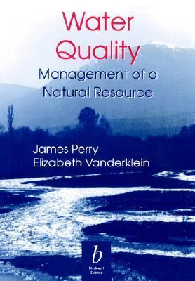 Water Quality Management of a Natural Resource