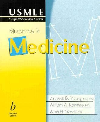 Blueprints in Medicine: USMLE Steps 2 & 3 Review (Blueprints Series)