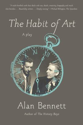 Habit of Art : A Play