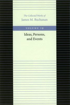Ideas, Persons, and Events