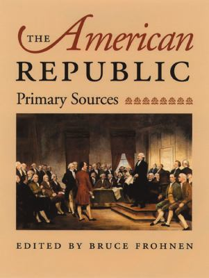 American Republic Primary Sources