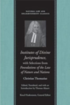 Institutes Divine Jurisprudence