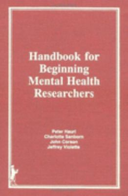 Handbook for Beginning Mental Health Researchers