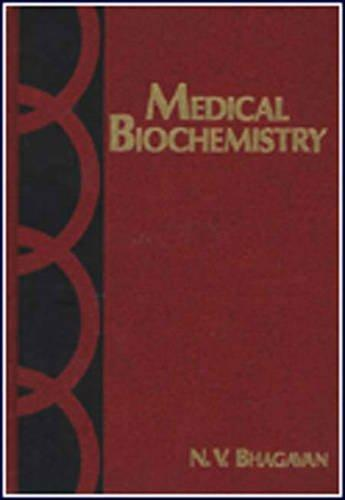 Medical Biochemistry (Jones and Bartlett Series in Biology)