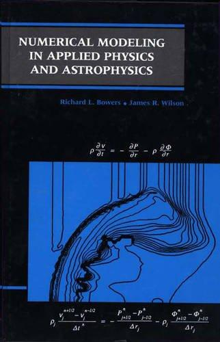 Numerical Modeling in Applied Physics and Astrophysics