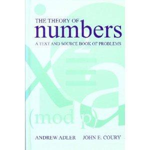 Theory of Numbers: A Text and Source Book of Problems