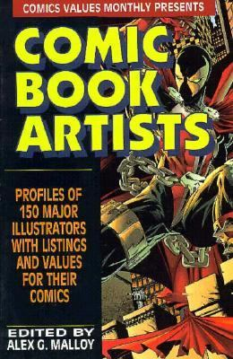 Comic Book Artists