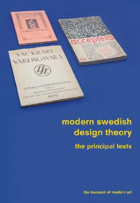 Modern Swedish Design Theory