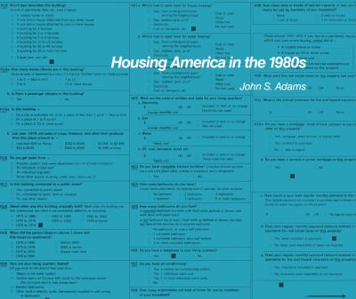 Housing America in the 1980s