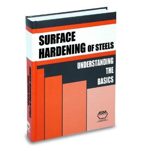 Surface Hardening of Steels: Understanding the Basics
