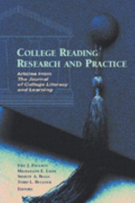 College Reading Research and Practice Articles from the Journal of College Literacy and Learning
