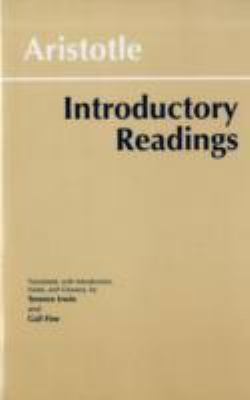 Aristotle Introductory Readings