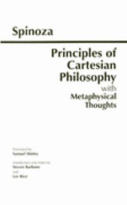 Principles of Cartesian Philosophy And Metaphysical Thoughts