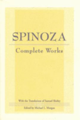 Spinoza Complete Works