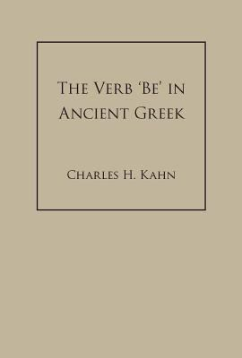 Verb Be in Ancient Greek