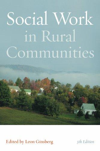 Social Work in Rural Communities, 5th Edition
