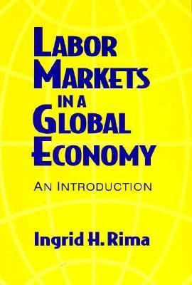 Labor Markets in a Global Economy An Introduction