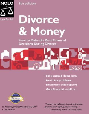 Divorce and Money: How to Make the Best Financial Decisions during Divorce - Violet Woodhouse - Paperback - 5TH