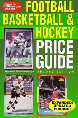 Football, Basketball and Hockey Price Guide