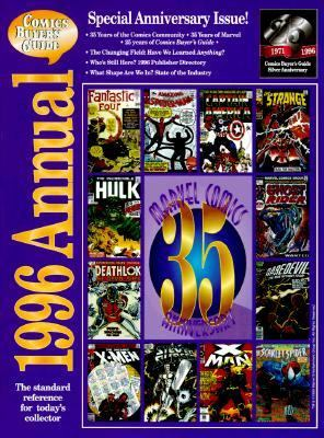 Comics Buyer's Guide 1996 Annual The Standard Reference for Today's Collector