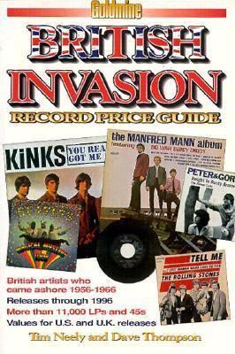 Goldmine British Invasion Price Guide