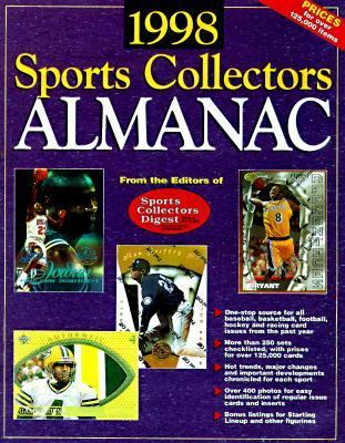 1998 Sports Collectors Almanac - Sports Collectors Digest - Paperback