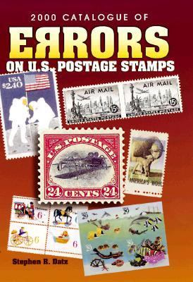 2000 Catalogue of Errors on Us Postage Stamps