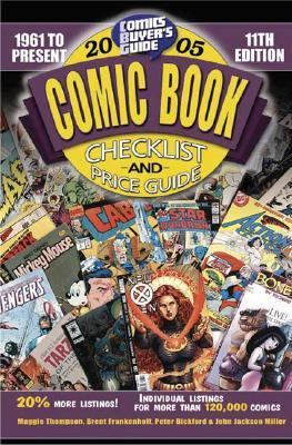 2005 Comic Book Checklist & Price Guide
