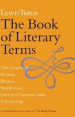 Book of Literary Terms