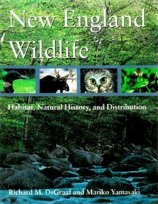 New England Wildlife Habitat, Natural History, and Distribution