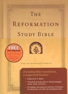 Reformation Study Bible English Standard Version