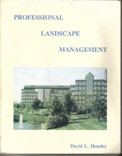 Professional Landscape Management