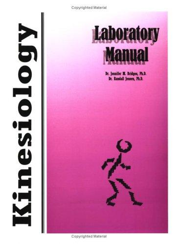 Kinesiology Laboratory Manual
