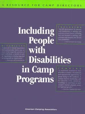 Including People With Disabilities in Camp Programs A Resource for Camp Directors