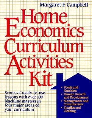 Home Economics Curriculum Activities Kit