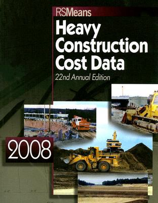 Heavy Construction Cost Data