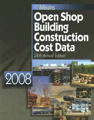 Open Shop Cost Data