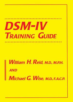 Dsm-IV Training Guide