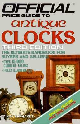 Antique Clocks - Roy Erhardt - Paperback - 3RD