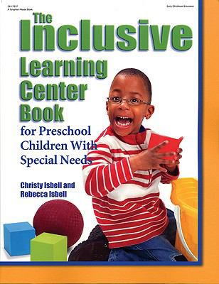 Inclusive Learning Center Book For Preschool Children With Special Needs