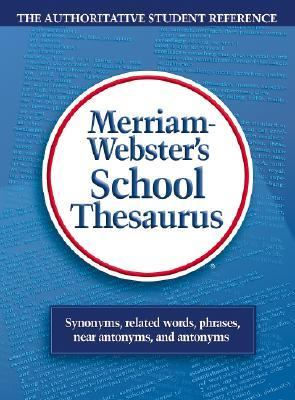 Merriam Webster's School Thesaurus