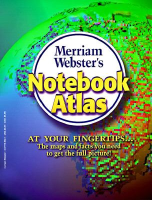 Merriam-Webster's Notebook Atlas