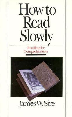 How to Read Slowly Reading for Comprehension